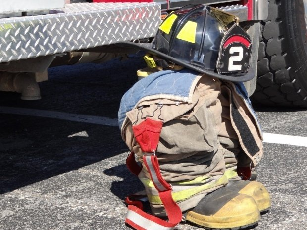 Firefighters ask public to Fill the Boot for charity