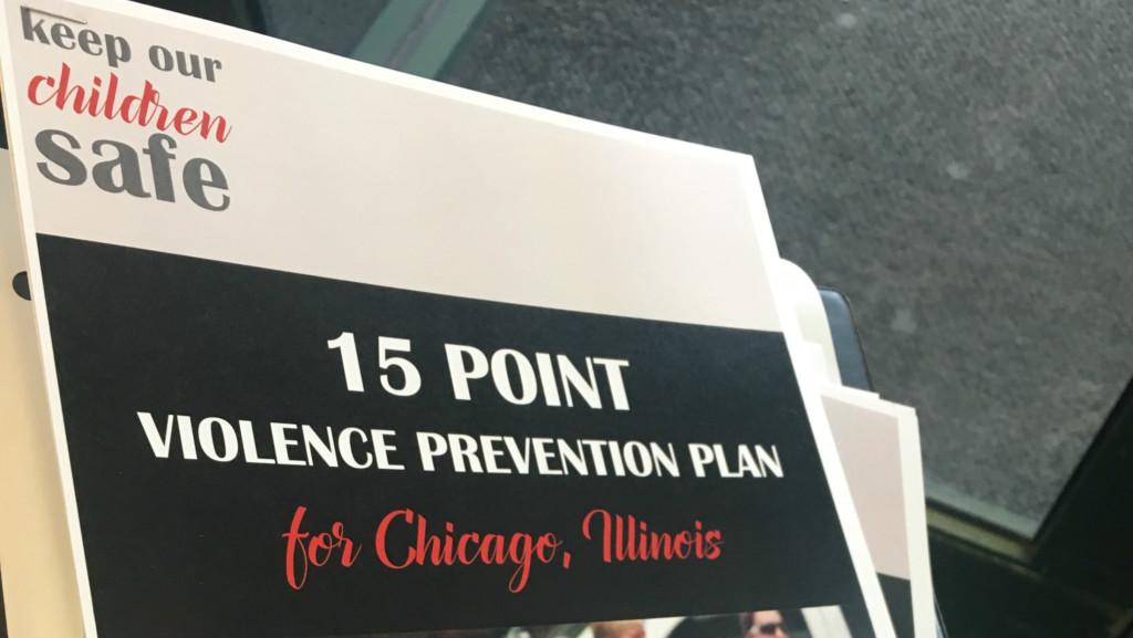 Madison group helps Chicago develop violence reduction plan