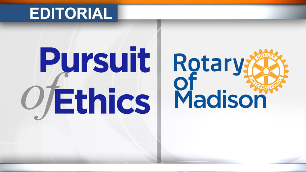 Editorial: The pursuit of ethics