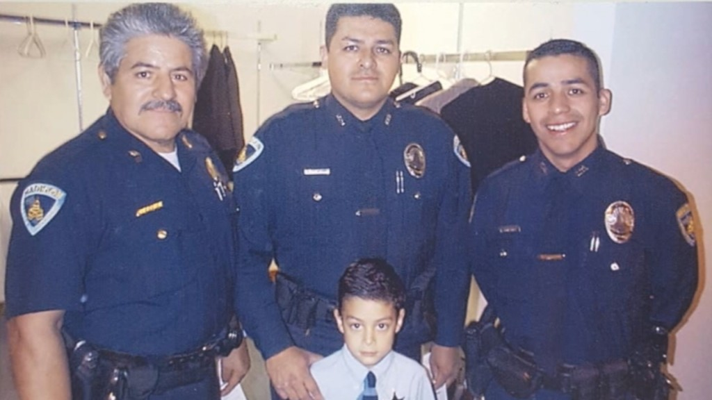 Three generations to serve and protect with Madison police