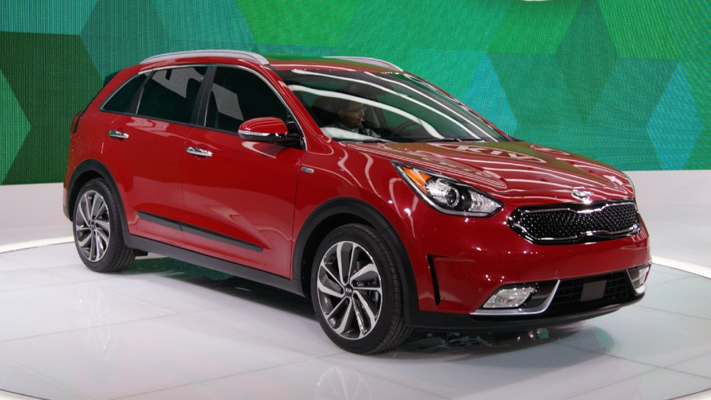 Kia introduces hybrid-only model