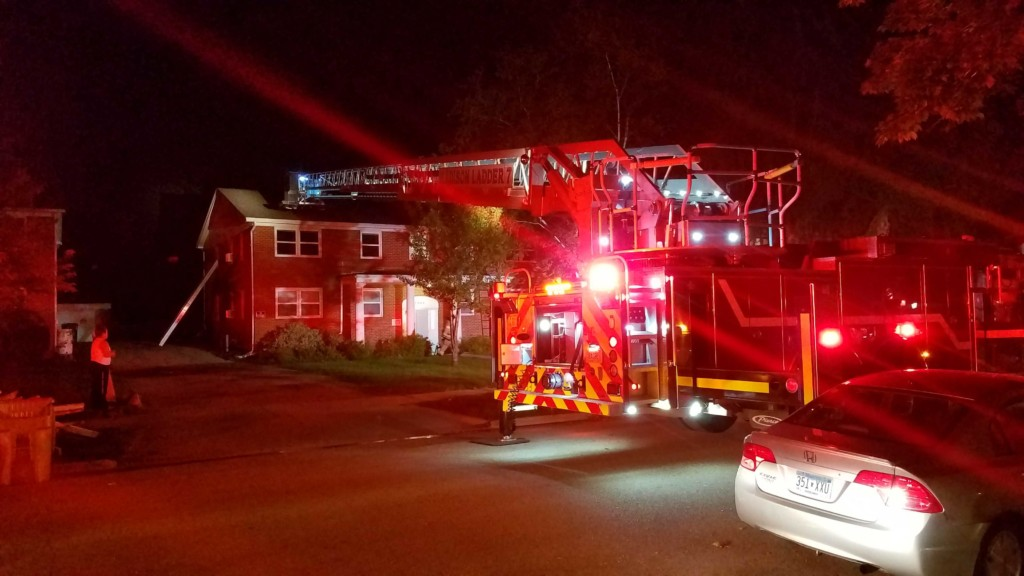 MFD: Unattended stove likely caused apartment fire; family asleep inside impacted unit