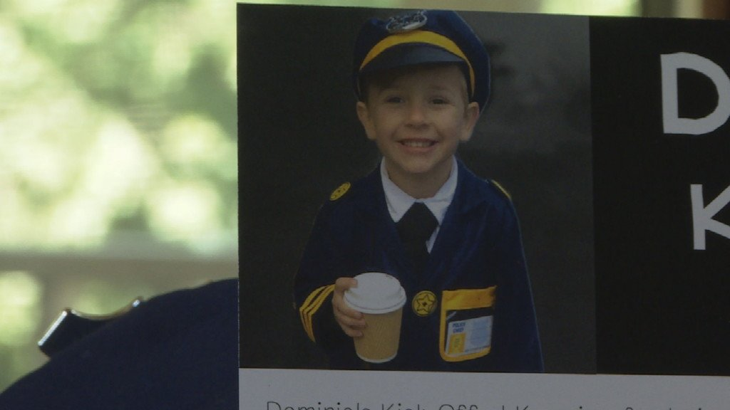'We want his story to continue': 5-year-old aspiring police officer's kindness lives on
