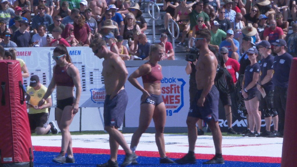 WATCH LIVE: CrossFit Games 2019 competition day 4