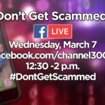 #Dontgetscammed: News 3 hosts event during Consumer Protection Week