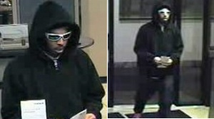 Tips on bank robbery lead to arrest, pending charges