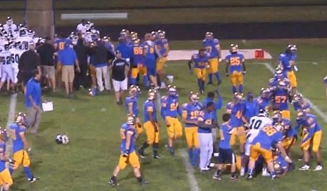 Fights break out after West-Memorial game