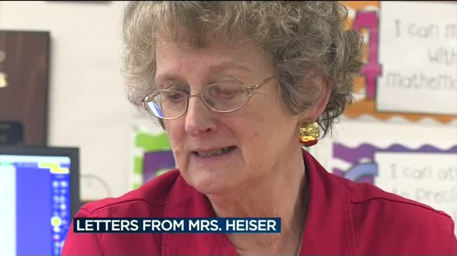 47 years of letters from Mrs. Heiser