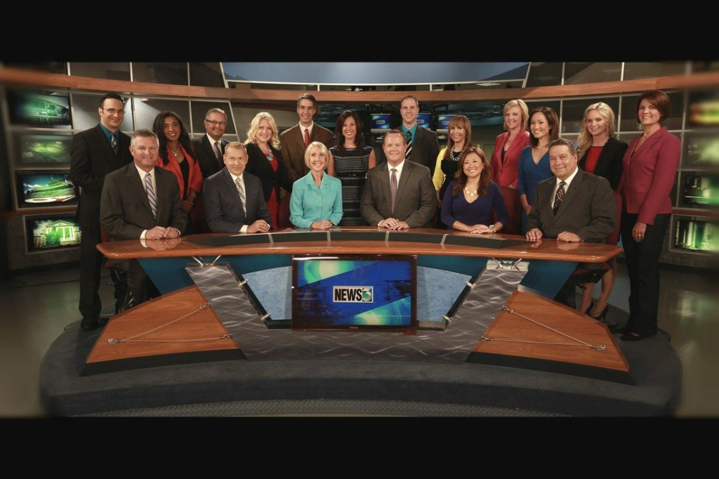 News 3's 2014 class picture