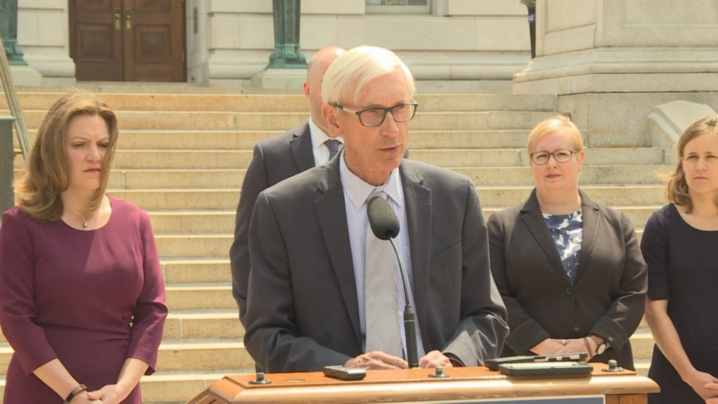 Evers announces partnership to improve health care signups, advocate for Medicaid expansion