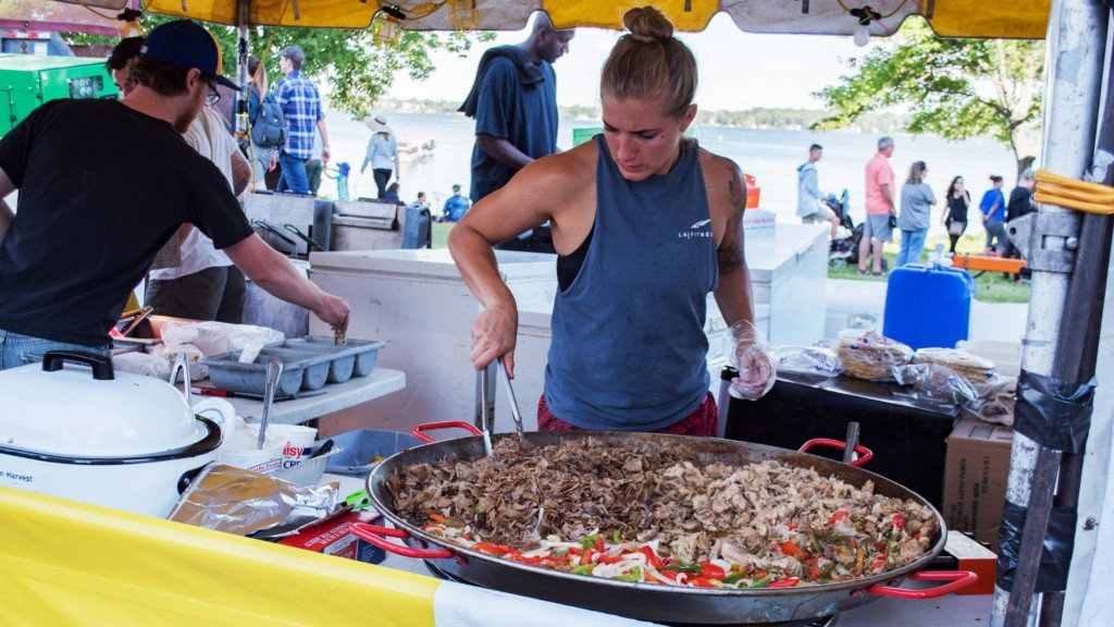 Sustainable Seafood Week, Shake the Lake and more keep Madison foodies full all week long