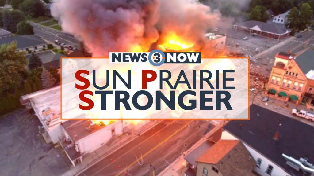 Sun Prairie Stronger: A look back after the explosion one year ago
