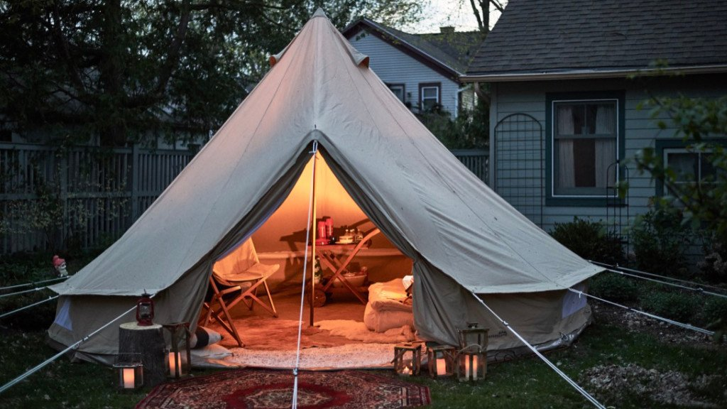 Madison glamping company makes adventuring in the outdoors chic