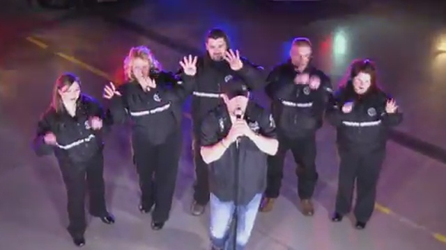 Dispatchers promote non-emergency number with music video