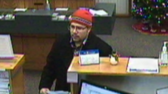 Bank robbery suspect spotted at casino after Facebook post