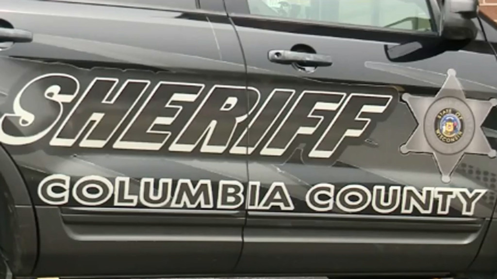 Columbia County sheriff car
