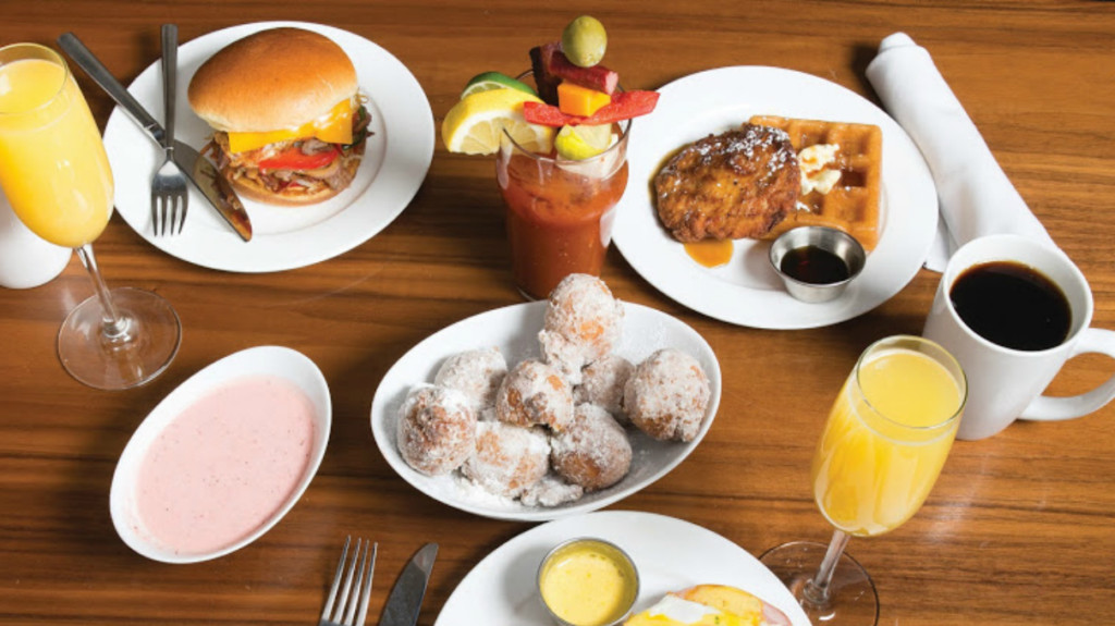 5 New Year S Day Brunches And More To Kickstart 2020