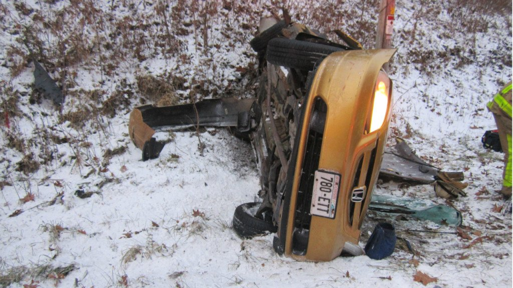Iowa County crash