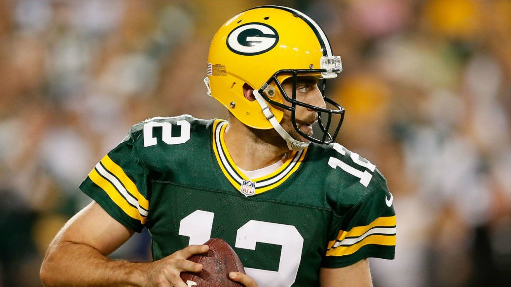 Packers at 49'ers flexed to SNF