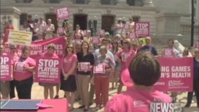 Lawmakers fast-track abortion bills
