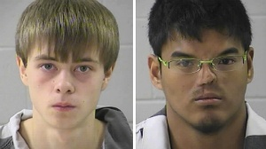Teens arrested on arson charges