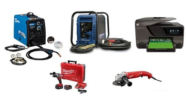 Adams County sheriff seeks power tools reported stolen