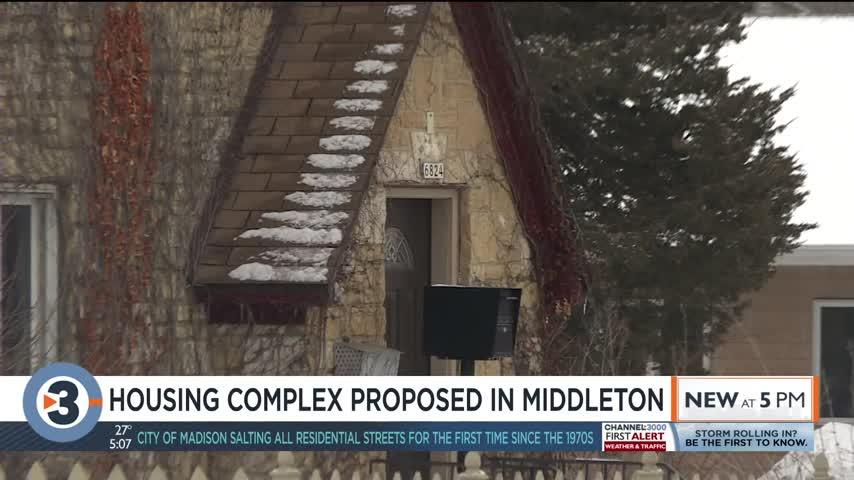 City staff says proposed affordable housing complex is needed in Middleton, but neighbors oppose it
