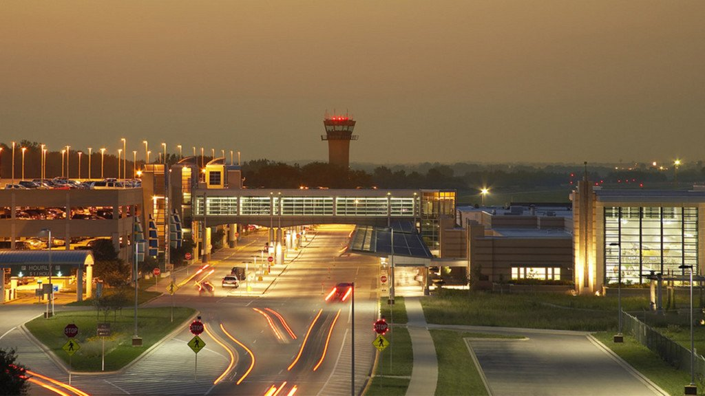 Roach: The airport Epic's Judith Faulkner built