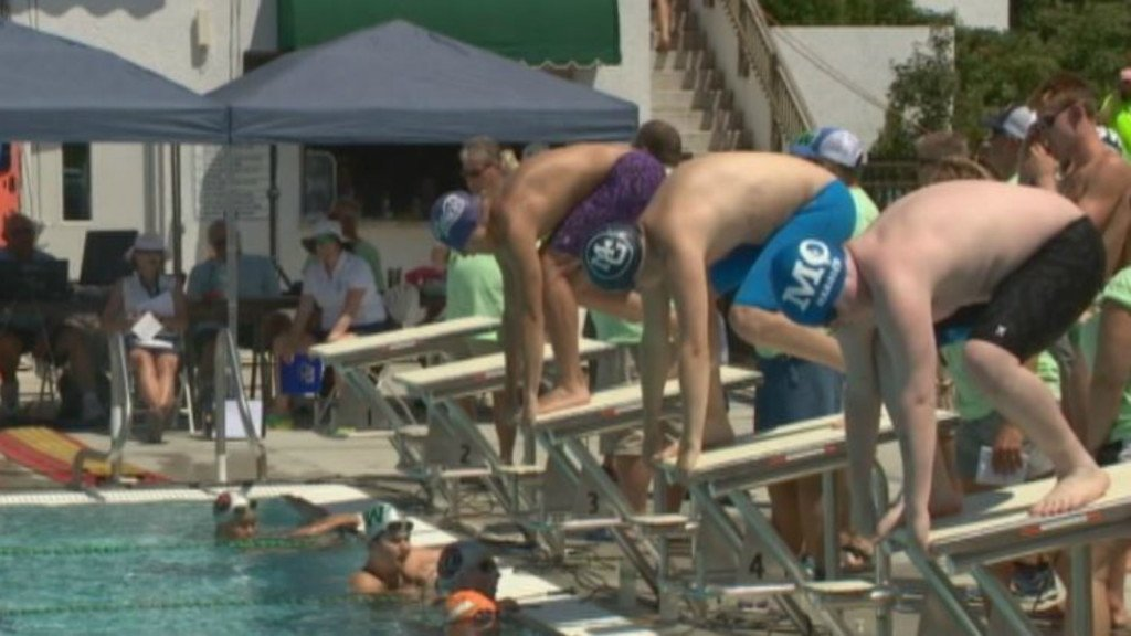 Middleton Gators win 2018 All-City Swim Meet