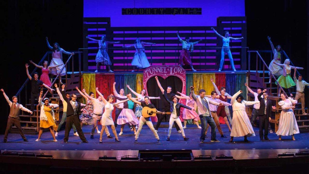 'All Shook Up' is a hunk of burnin' fun