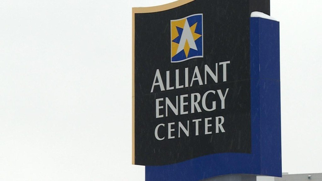 Work on Alliant Energy Center master plan complete