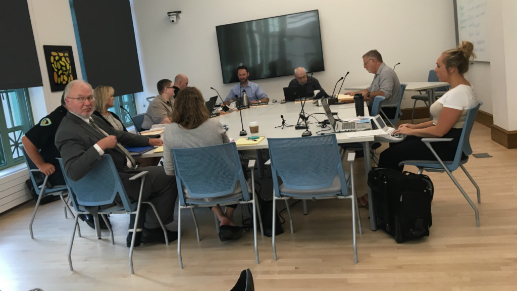 Subcommittee hears testimony on Visions' liquor license, will continue at October meeting