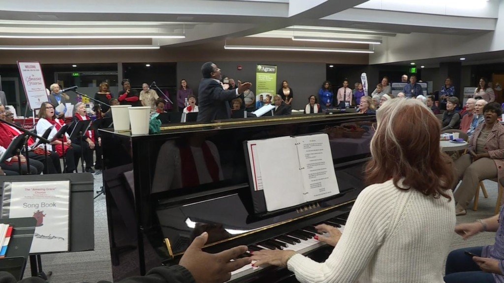 'In tune with life': Chorus brings those with Alzheimer's back into community