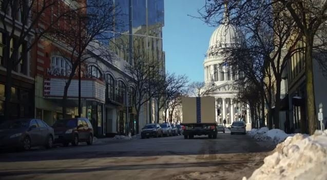 Nissan features Madison in Amazon promo stunt