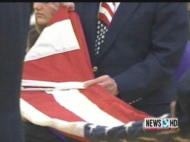 Wis. Marine who died in Vietnam to be buried