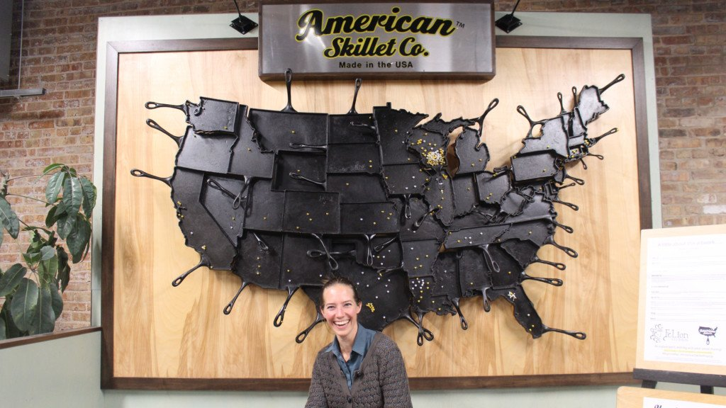 American Skillet Co. pops up in Garver Feed Mill for cooking classes