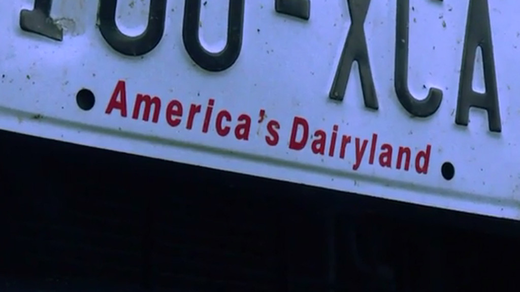 Walker says 'America's Dairyland' will not be removed from license plates