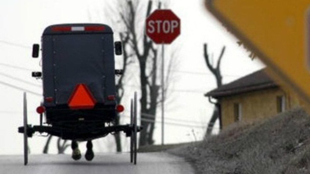 Police looking for driver in hit-and-run horse and buggy incident