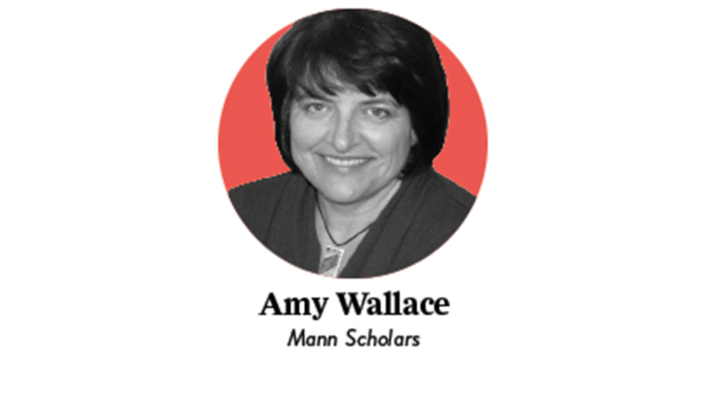 The M List 2016: Amy Wallace