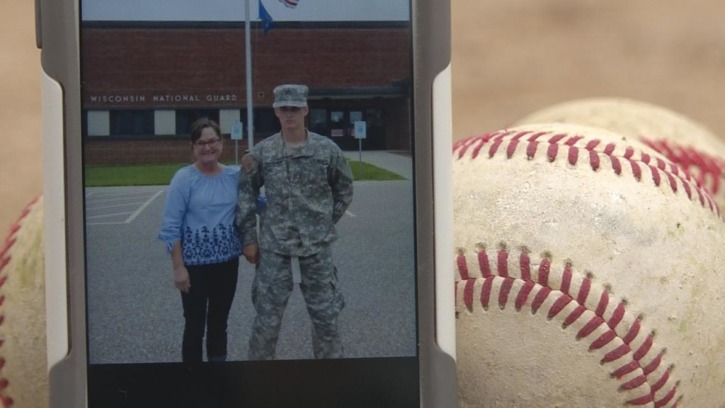 Mineral Point baseball star nearly misses state playoff run for basic training