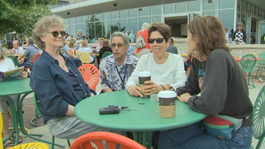 UW alumni come together 50 years later at Madison Reunion