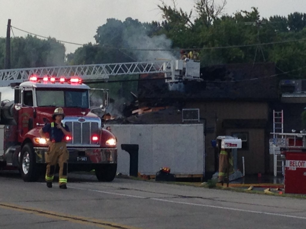 Fire causes $500K to $1M in damage to Anchor Inn