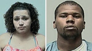 2 arrested in connection with rash of phone, credit card thefts