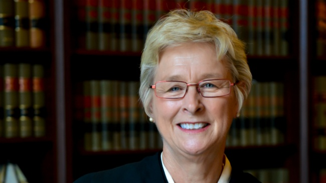 Justice Ann Walsh Bradley has also left oral arguments early
