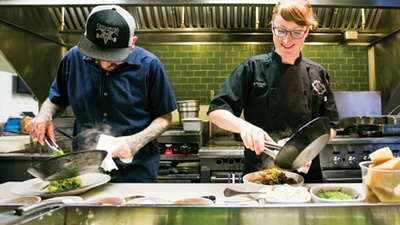 Anna Dickson is Madison Magazine's chef of the year