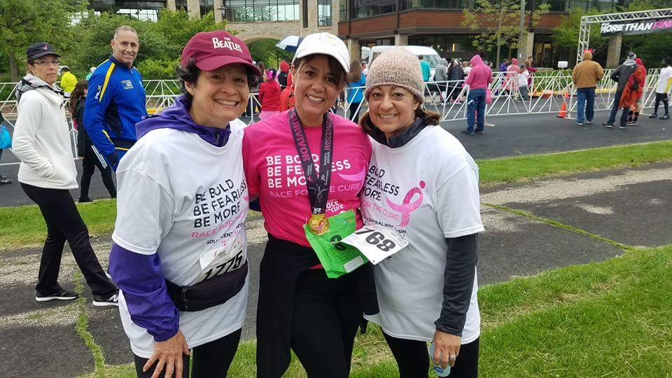 Breast cancer survivor shares perspective she's gained ahead of her 10th Race for the Cure