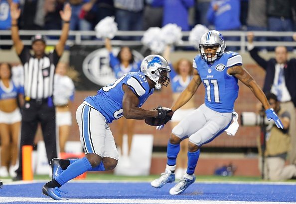 Lions beat Redskins on late touchdown