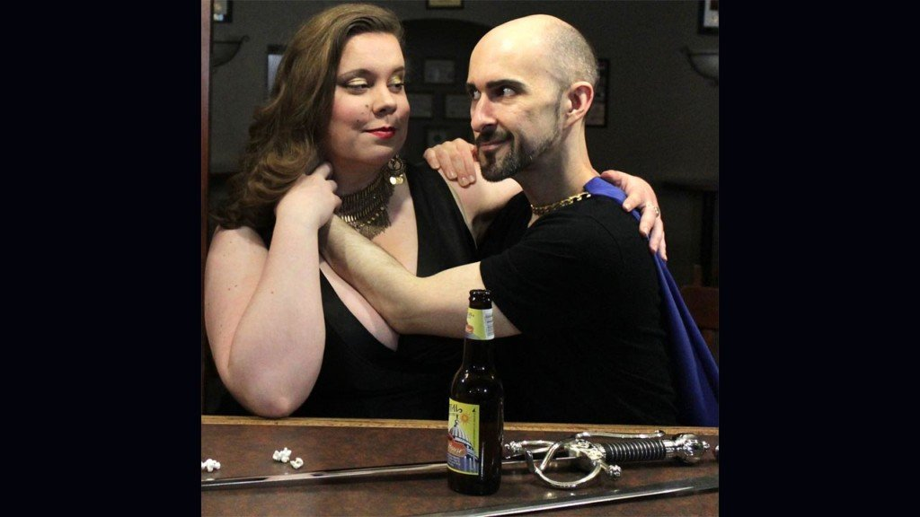 Madison Shakespeare Co. serves up a sloshed 'Anthony and Cleopatra'