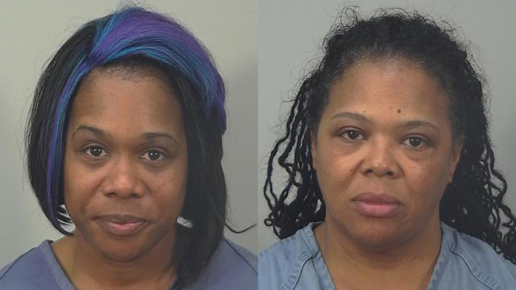 Women accused of attacking 17-year-old girl at Memorial High School