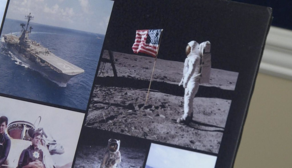 Ex-Navy SEAL frogman John Wolfram shares experiences of Apollo 11 recovery mission